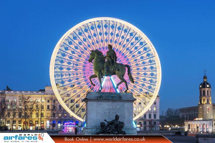 Famous Place Bellecour statue of King Louis XIV, France  |      |    Book Online with World Airfares: https://www.worldairfares.co.uk/?utm_source=facebook&utm_medium=social&utm_campaign=famous%20place%20bellecour%20statue%20of%20king%20louis%20XIV%2C%20france%E2%80%8B&utm_term=world%20airfares   |    #europe #france #flightstofrance #beautiful #bestoftheday #travelbucket #flights #bookonline #bookflights #flightoffers