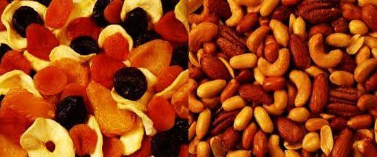 NutriPearl Dryfruit Items