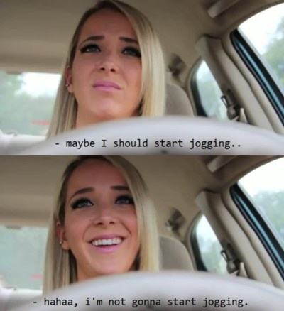 Story of my life. Jenna Marbles speaks the truth :)