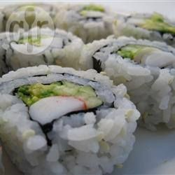Recipe Picture:Nori Sushi Roll