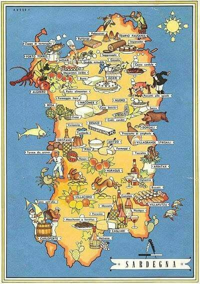Sardegna gastronomica. .