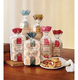 Wolferman's English Muffin Variety Assortment