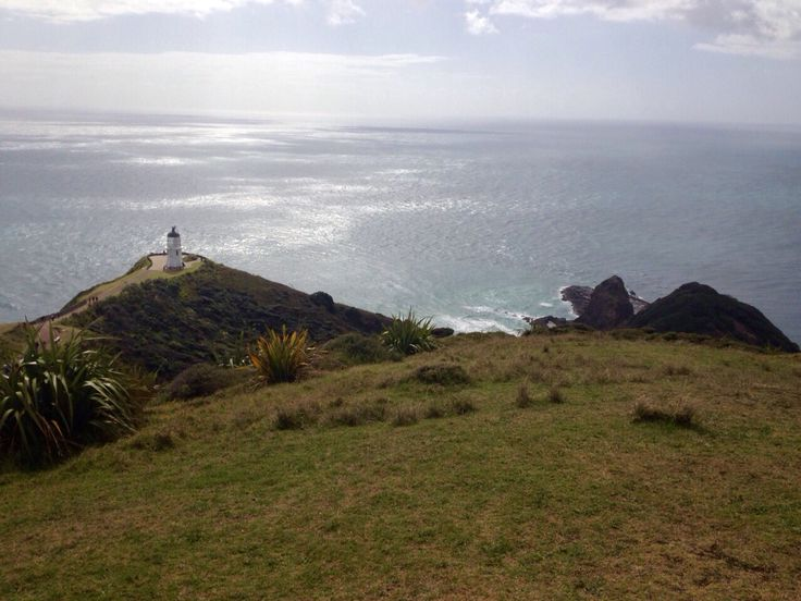 Cape Reinga - Northern most tip of NZ