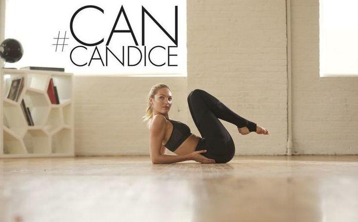 Candice Swanepoel x Biotherm. De Victoria's Secret lanceert haar eigen videoserie >>