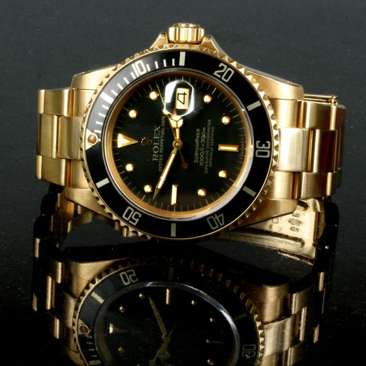 The Rolex Submariner-First Watch to be Water Resistant up to 100 Meters - CapeLux.com