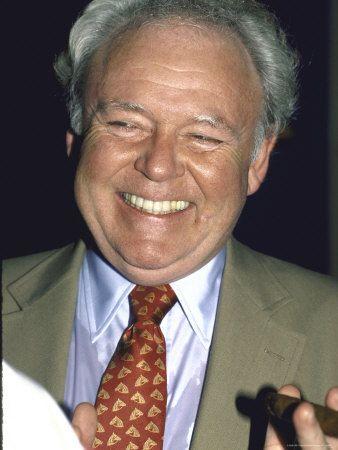 Carroll O'Connor (1924- 2001)