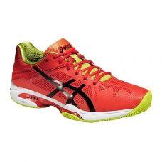 Las nuevas zapatillas de pádel de Asics cuenta con un diseño moderno y elegante, un calzado para sacar el máximo provecho a tus partidos.