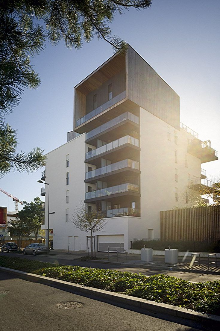 Exterior By Sagar Morkhade Vdraw Architecture 8793196382: Eco-quartier Ginko Bouygues Immobilier - Picture Gallery