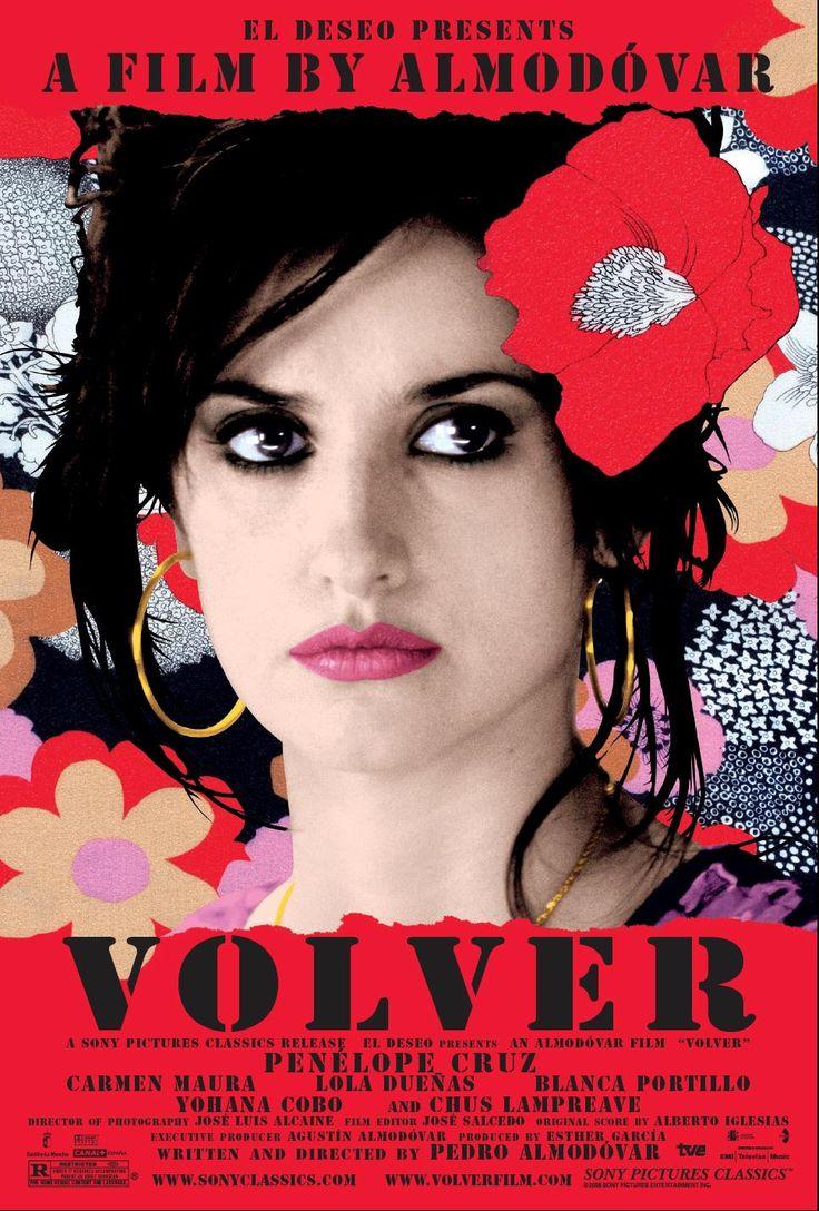 Volver es una película española de 2006 escrita y dirigida por Pedro Almodóvar…