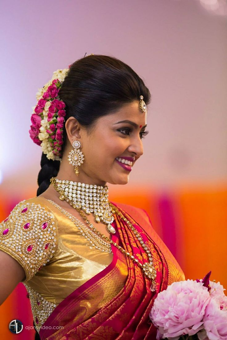 49 best poola jada images on pinterest | indian bridal hairstyles