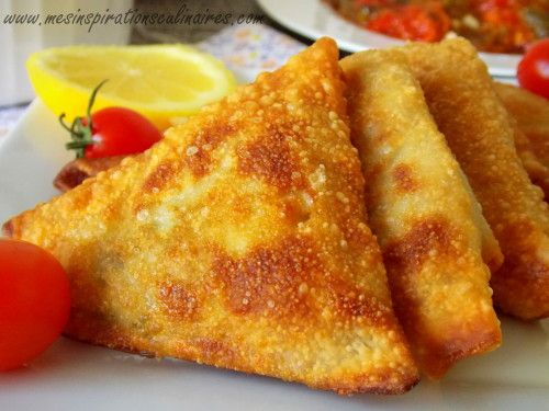 Bourek au thon (facile, rapide)