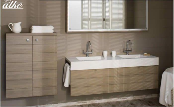 badkamermeubels, moderne, vrijstaand, bad, in, meubel, badkamer, renoveren, wastafel, douchebak