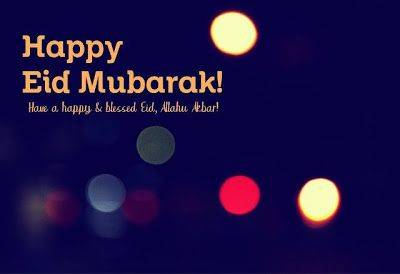Cute & Happy Eid Mubarak 2017 Images With Wishes Messages