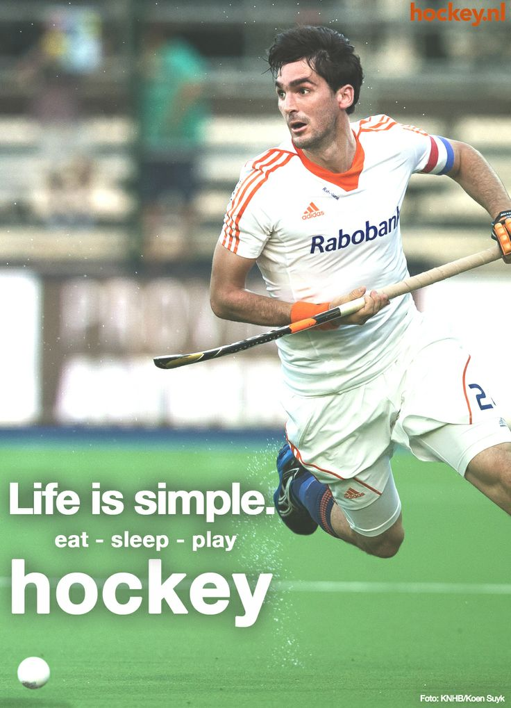 45 best Hockey.nl-quotes images on Pinterest | Field ...