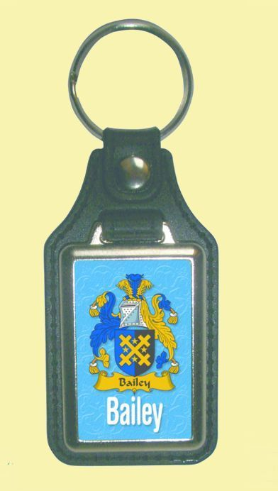 For Everything Genealogy - Bailey Coat of Arms English Family Name Leather Key Ring Set of 2, $24.00 (http://www.foreverythinggenealogy.com.au/bailey-coat-of-arms-english-family-name-leather-key-ring-set-of-2/)