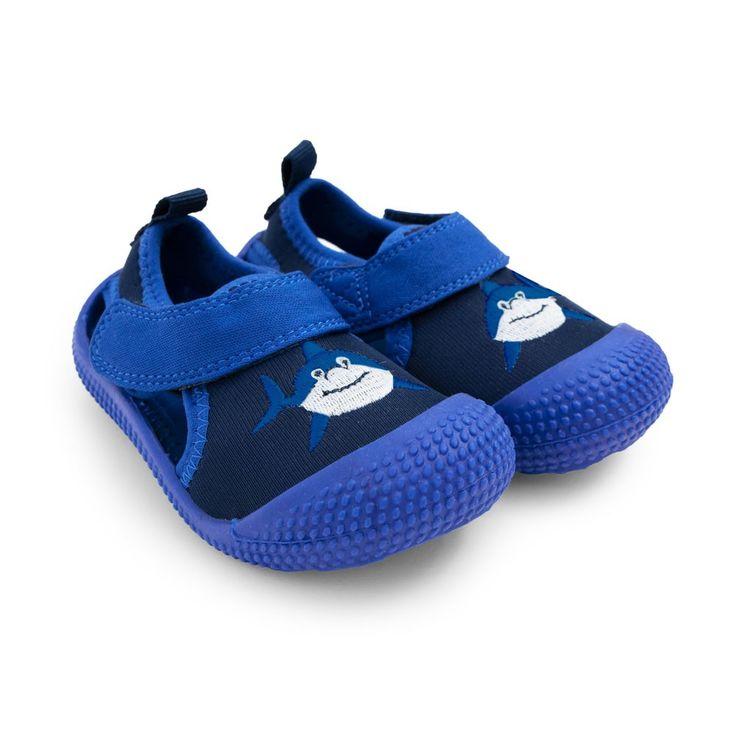 Blue Shark Beach Sandals
