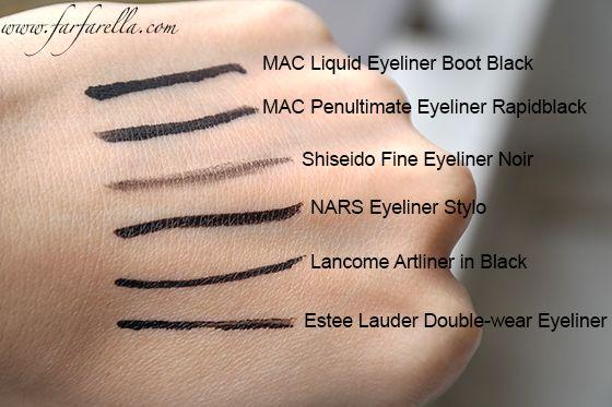 En iyi Eyeliner – The Best Liquid Liner www.farfarella.com