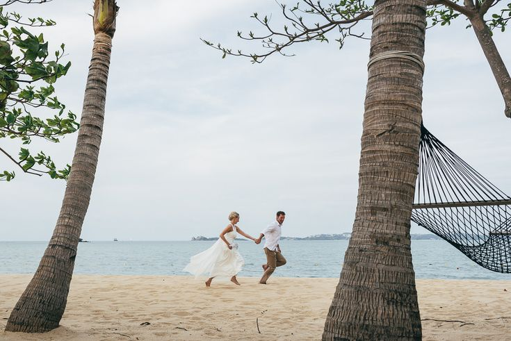 French Connection Photography - Debenhams Wedding Dress For A Destination Wedding At The W Retreat In Koh Samui With Images From French Connection Photography
