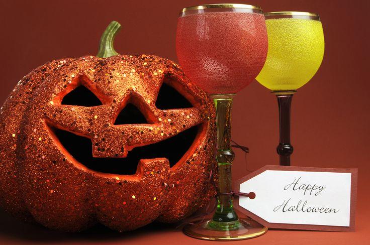 7 drinks para servir na festa de Halloween