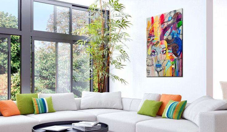 Stai cercando una decorazione moderna che fa tendenza? Scegli il quadro su vetro acrilico che si distingue per una vera profondità di colori e per la sua resistenza all'umidità! Questa meravigliosa decorazione sarà perfetta per abbellire il salotto, la cucina o addirittura... il bagno! #quadro #quadri #quadrosuvetroacrilico #decorazionemurale #decorazioneperbagno #decorazionepersoggiorno #decorazionepercucina #bimago