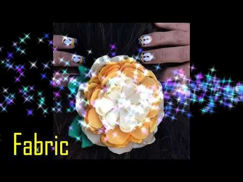 How to make a LAYER FLOWER... - YouTube