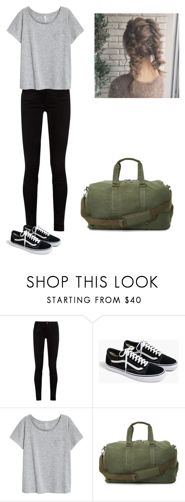 """""""Lucille"""" by idatherese04 on Polyvore featuring beauty, Gucci, J.Crew and Herschel Supply Co."""