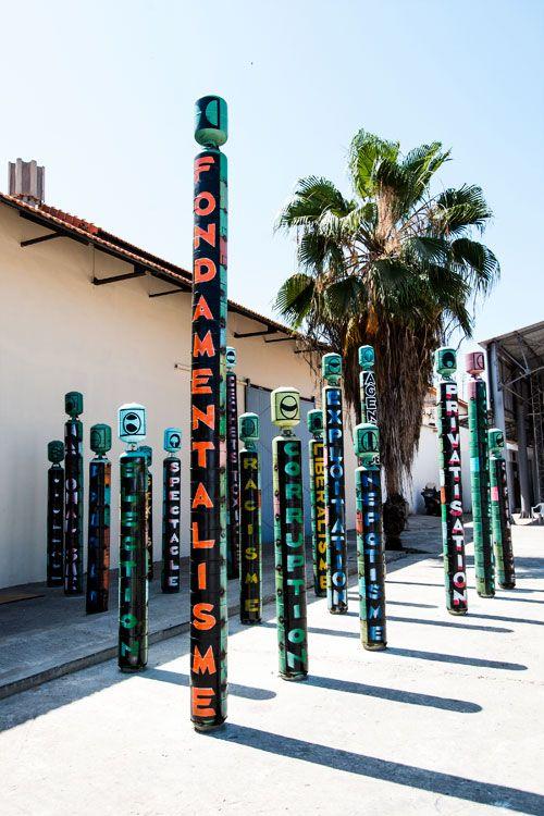Arts plastiques | Sénégal : Dakar, au coeur du monde | Jeuneafrique.com - le premier site d'information et d'actualité sur l'Afrique