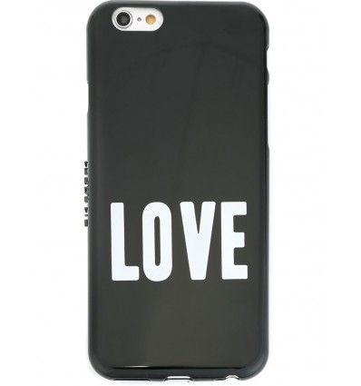 Black and white Love print iPhone 6 case from Givenchy.