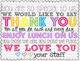 ADMINISTRATIVE PROFESSIONALS' DAY APRIL 24TH FREEBIE