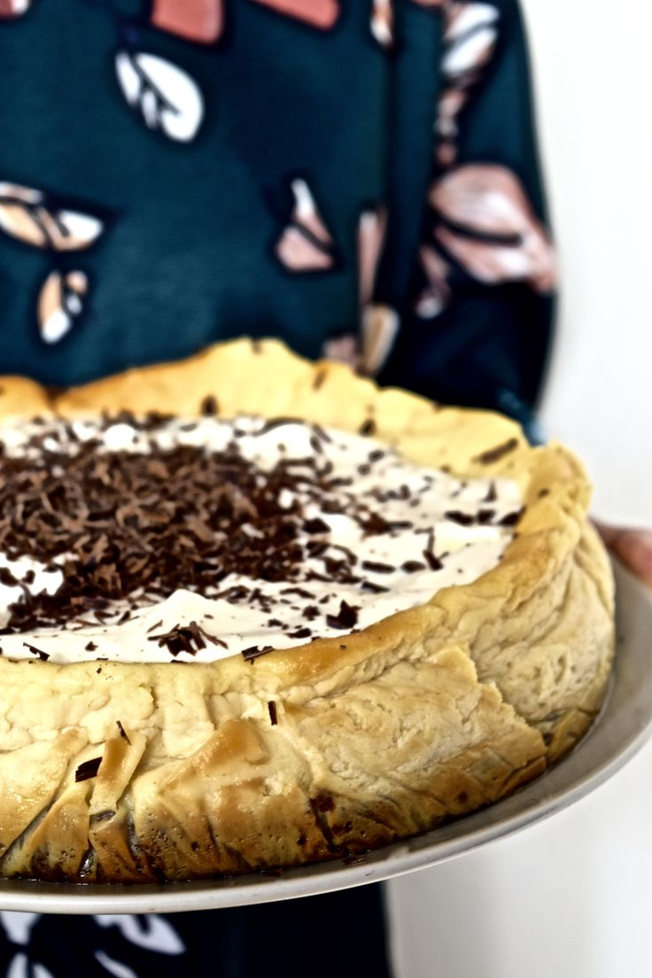 Bailey's Biscoff Cheesecake