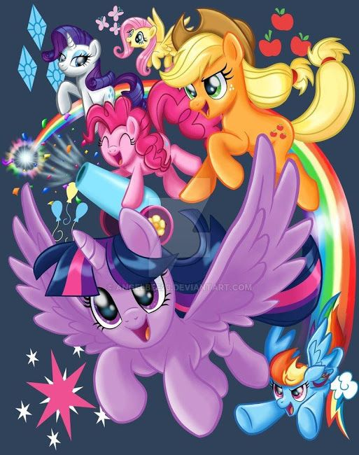 Equestria Daily - MLP Stuff!: Drawfriend Stuff (Pony Art Gallery) #2290