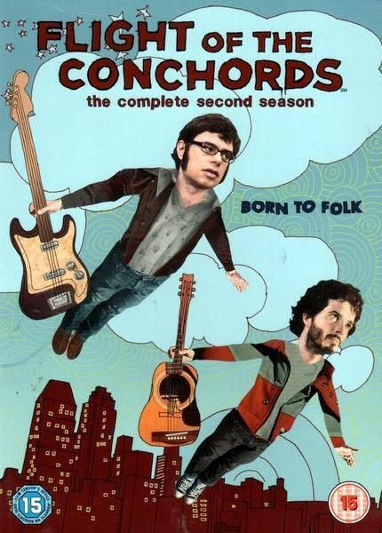 Flight Of The Conchords : Complete Series 2 (2 DVD Set / 2009)