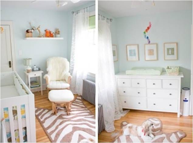 Becoming A Nursery  Rugs, Nurseries and Change Tables