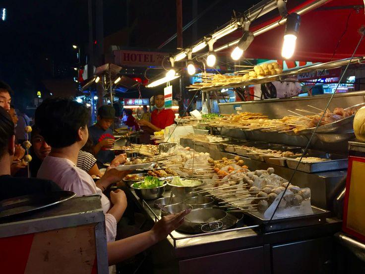 Street food - KL style!