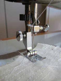 Cómo obtener la tensión perfecta - tutorial para restablecer la tensión en su máquina de coser