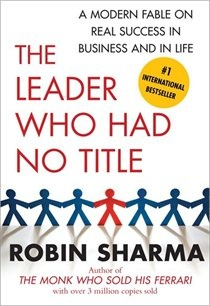 """i love a 'fable.'  why did i ever fuss so much about formal """"titles"""" earlier in lifeWorth Reading, Real Success, Title, Robinsharma, Book Worth, Leader, Dr. Who, Robin Sharma, Modern Fables"""