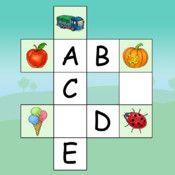 Med Kors & Tvärs kan barn träna stavning i 270 korsord uppdelade i tre svårighetsnivåer. Varje korsord finns i fyra olika varianter. Man får höra både de eftersökta orden och hur bokstäverna man trycker på ljudas.