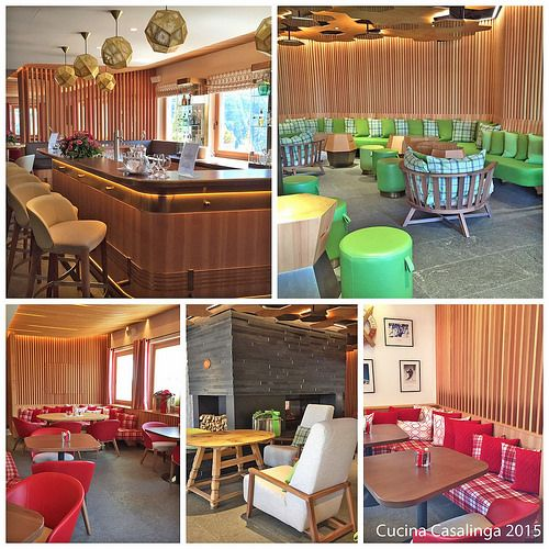 Modern stylishes Ambiente mit Gemütlichkeit im Goldenen Berg #lech #arlberg #hotel