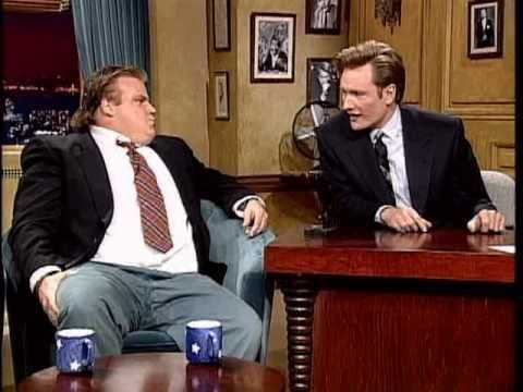 Chris Farley - Matt Foley Motivational Speaker - Late Night with Conan O'Brien