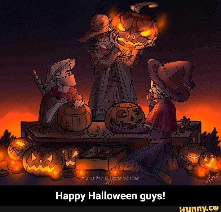 Overwatch Mccree Halloween 2020 Halloween guys! Happy   Happy Halloween guys!   iFunny :) in 2020