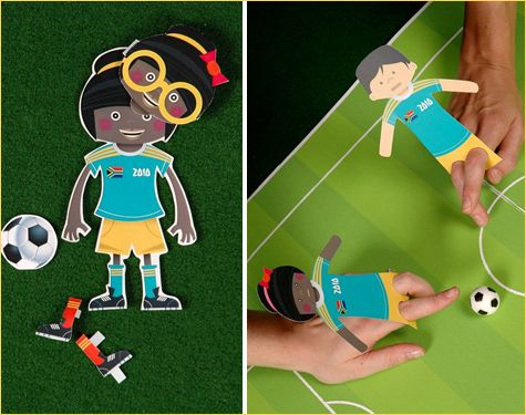 soccer party ideas Oh how cool! That is a great idea for our soccer theme coming up. Thank you for sharing.