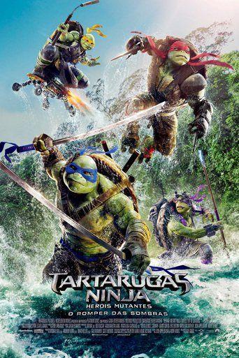 Assistir As Tartarugas Ninja: Fora das Sombras Online Dublado ou Legendado no Cine HD
