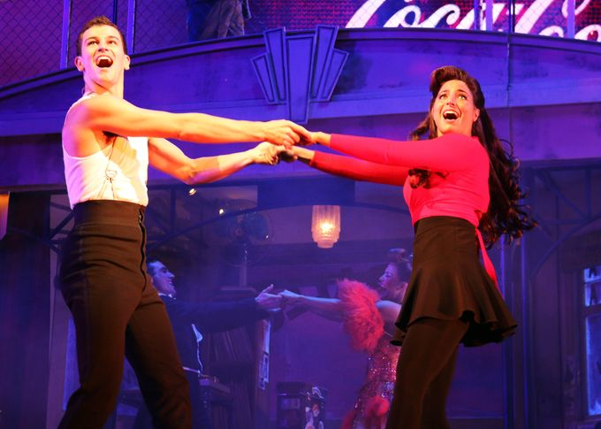 Time After Time - Strictly Ballroom the Musical #Melbourne