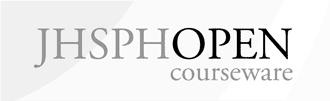 Johns Hopkins University School of Public Health - free online courses in health, bio, and statistics
