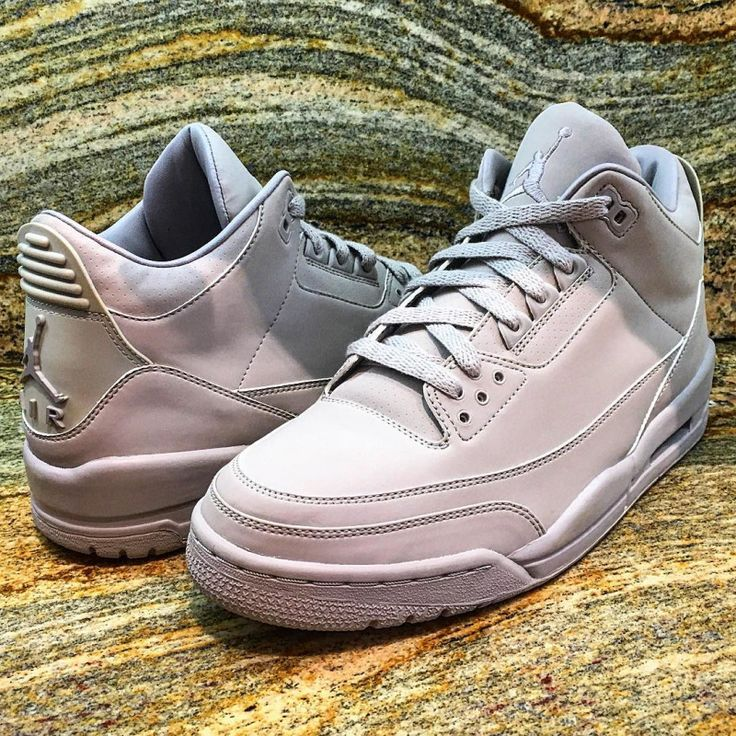 huge discount a6aca 46f6c ... nike air force 1 upstep premium trainers in pink suede lining 100   Heres A Sample Colorway Of The Air Jordan 3 . ...