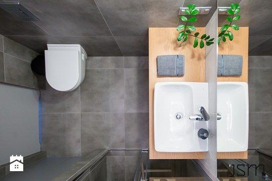 Łazienka styl Nowoczesny - zdjęcie od JSM Architektura Wnętrz