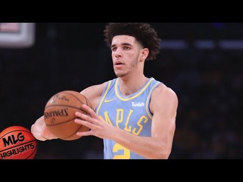 Lonzo Ball Full Highlights vs Wizards / Week 2 / Lakers vs Wizards / 2017 NBA Season - YouTube