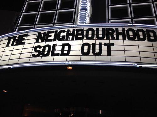 The Neighbourhood concert @Mackenzie Schulte  we have to go!!! :D