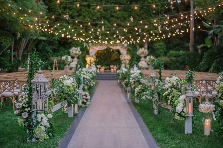 Stunning! Four Seasons Los Angeles - Mindy Weiss Wedding