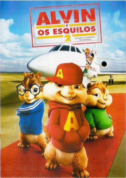 Watch Alvin and the Chipmunks: The Squeakquel Full-Movie